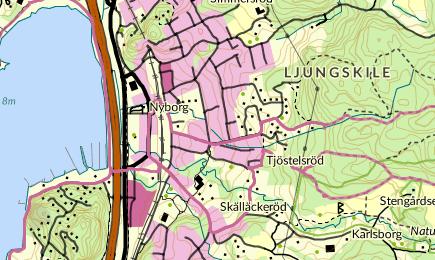 Kerstin Dagmar Lundstrm, Treklvervgen 15, Ljungskile