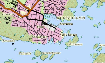 Mn i Kungshamn - Singel i Sverige