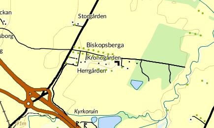 Biskopsberga Herrgrd Vstra Torpet 1 stergtlands Ln