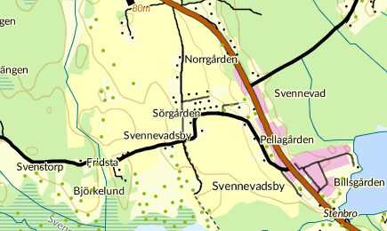 Bo Lennart Jansson, Svennevadsby Svenstorp 161 - Hitta