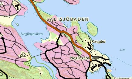 Carl Gunnar Johansson, Neglingevgen 49, Saltsjbaden
