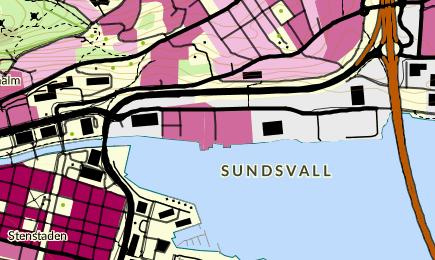 Män i Sundsvall - Singel i Sverige