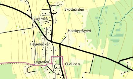 Nyinflyttade p Myre 126, Oviken | unam.net